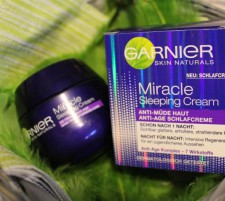 Im Test: Garnier – Miracle Sleeping Cream