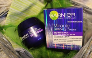 Garnier - Miracle Sleeping Cream